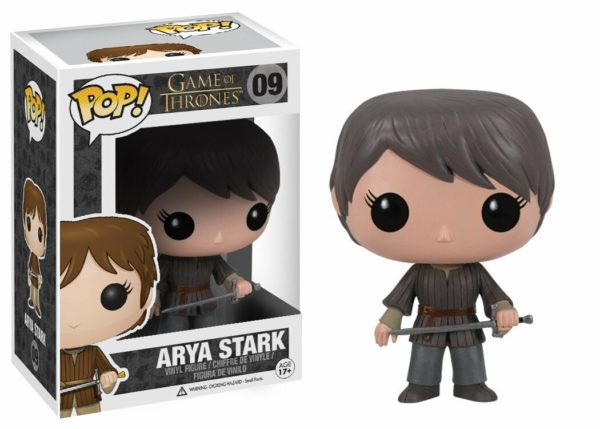 Arya Stark - Game of Thrones Funko POP / Арья Старк - Фанко ПОП Игра Престолов