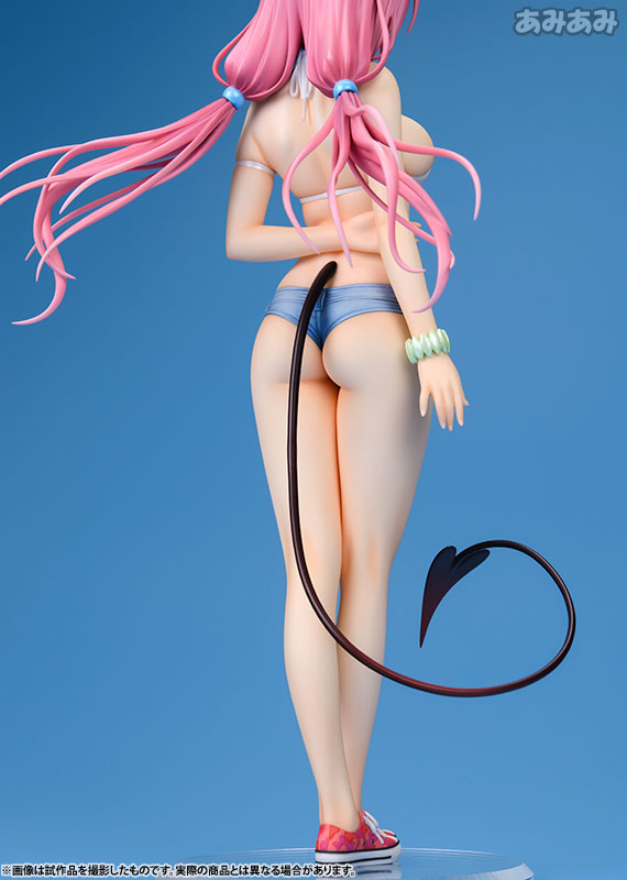 To Love-Ru Darkness. Lala Satalin Deviluke Swimsuit VER. 1/6 Complete Figure / To Love-Ru аниме фигурка