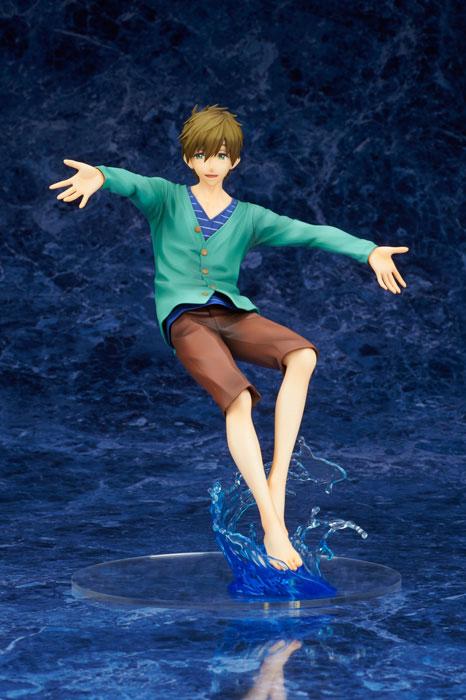 Haruka Nanase & Makoto Tachibana 1/7 Complete Figure (High Speed!: Free! Starting Days)