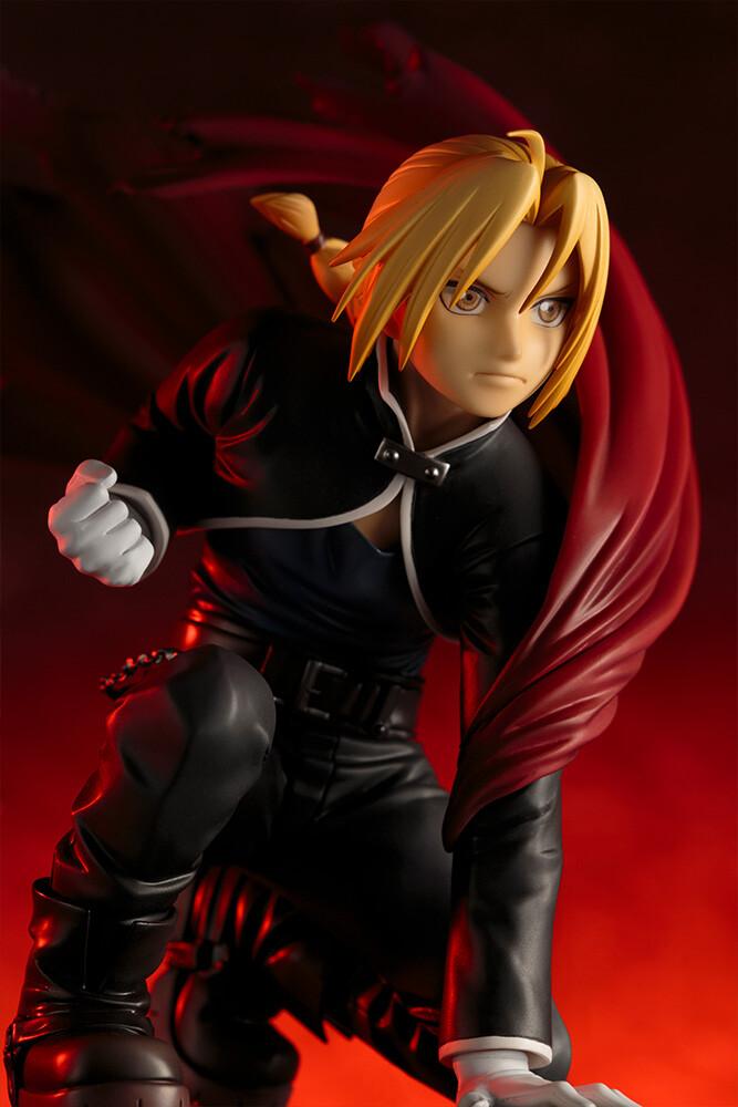 Alphonse Elric - Edward Elric - Fullmetal Alchemist: Brotherhood Limited Edition 1/8