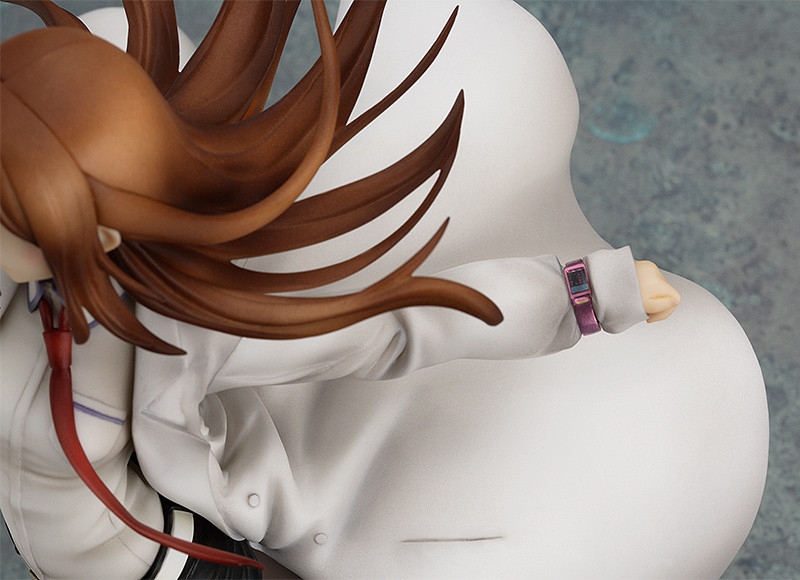 Kurisu Makise White Coat Ver. 1/8 Complete Figure Steins;Gate