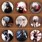 Tokyo Ghoul (Токийский гуль) аниме значки Токийский гуль 1