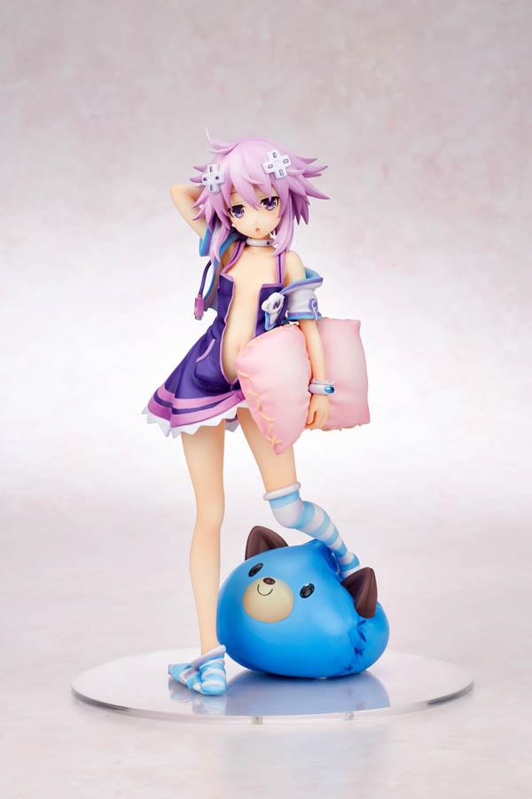 "Hyperdimension Neptunia ""Neptune"" 1/8 Complete Figure"