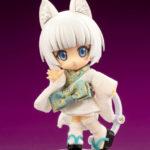 Shiro Kitsune Posable Figure – Cu-poche Friends 1
