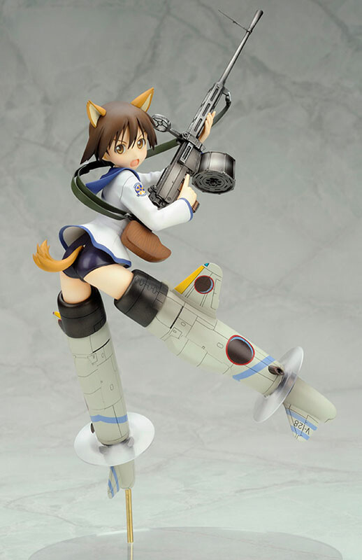 Yoshika Miyafuji Ver.1.5 - Strike Witches 2 1/8