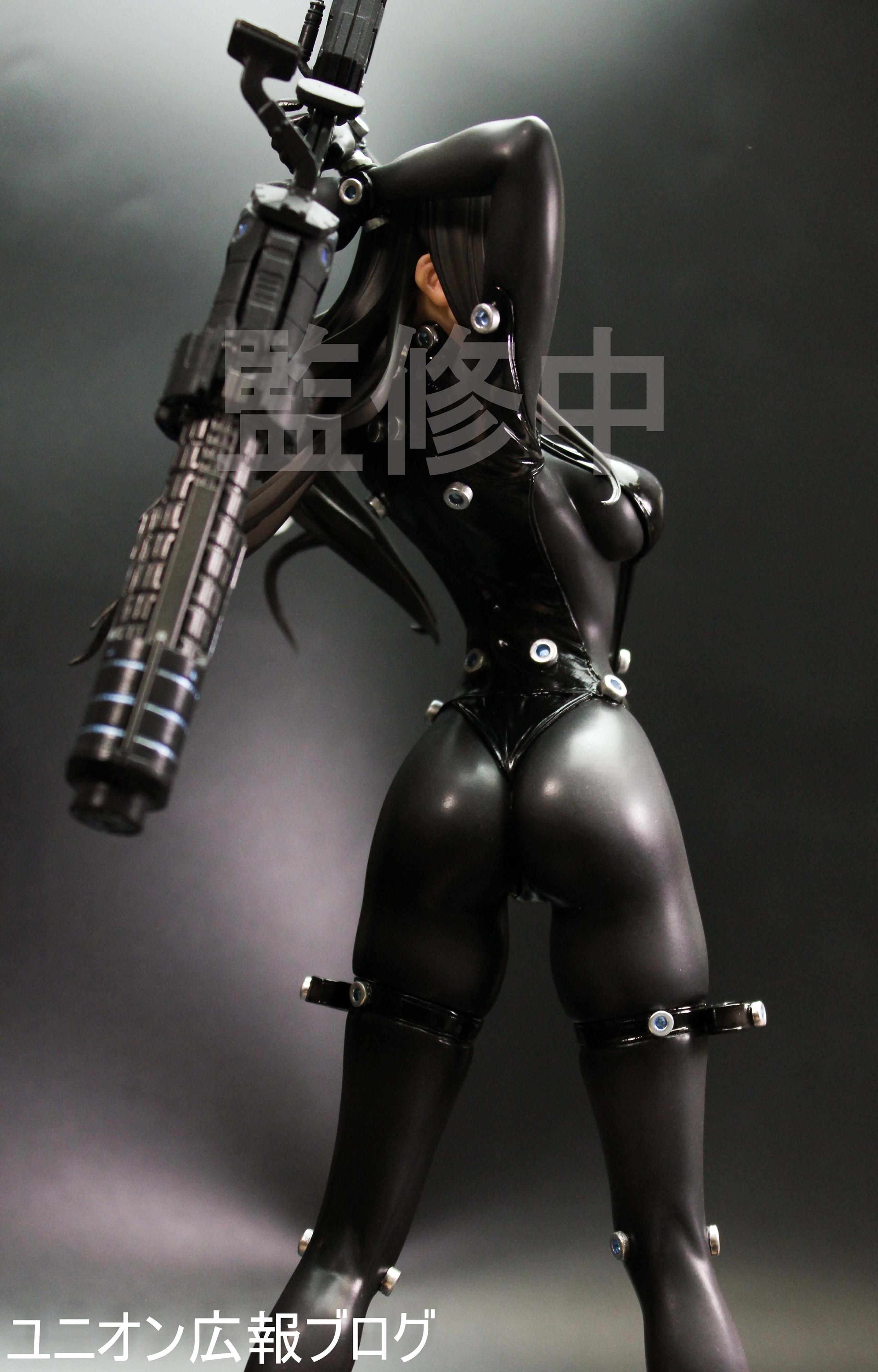 Gantz - Shimohira Reika - X Shotgun ver. 1/7 Complete Figure