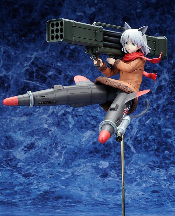 Sanya V. Litvyak Rocket Booster Ver. - Strike Witches 2 1/8