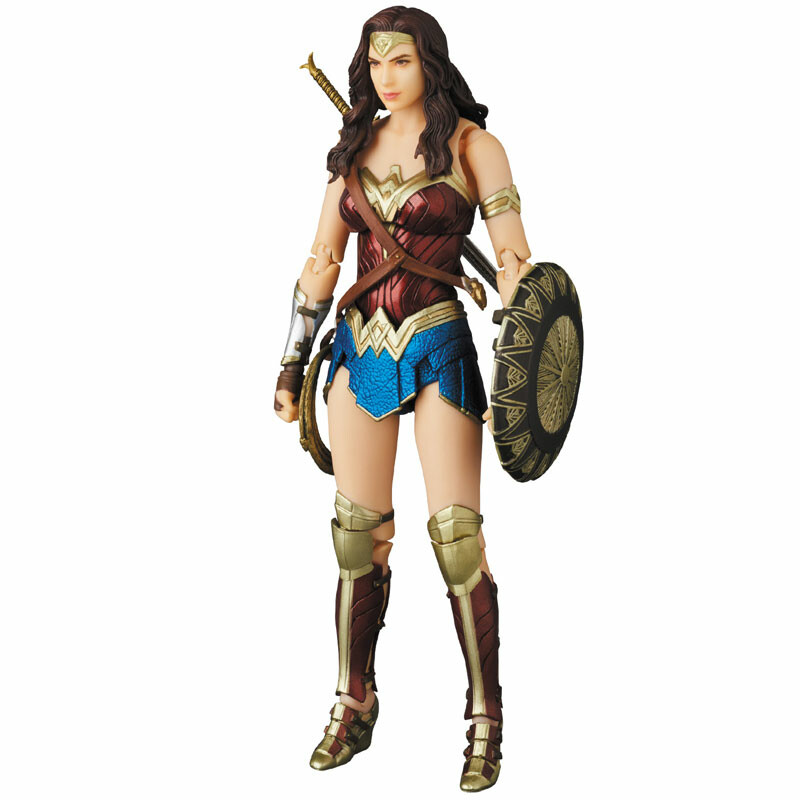 Wonder Woman version Mafex No.48