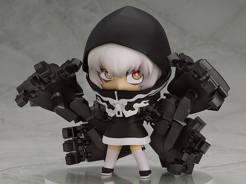 Nendoroid 355 Strength TV ANIMATION Ver. Black Rock Shooter / Стрелок с Черной скалы
