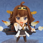 Nendoroid 405. Kongo Kantai Collection -KanColle-