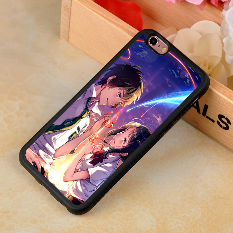 Kimi no Na wa. / Твоё имя чехлы для iPhone (под все модели)