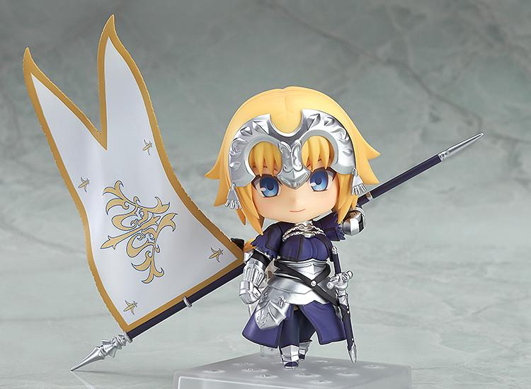 Nendoroid 650. Nendoroid Ruler/Jeanne d'Arc