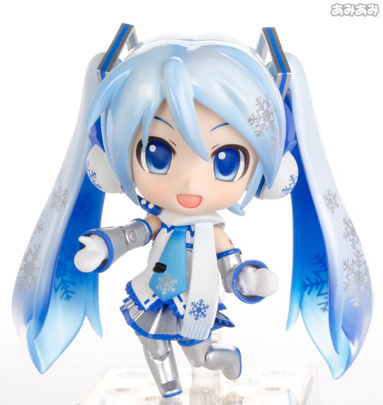 Nendoroid 097. Vocaloid Hatsune Miku Snow Miku / Vocaloid аниме фигурка