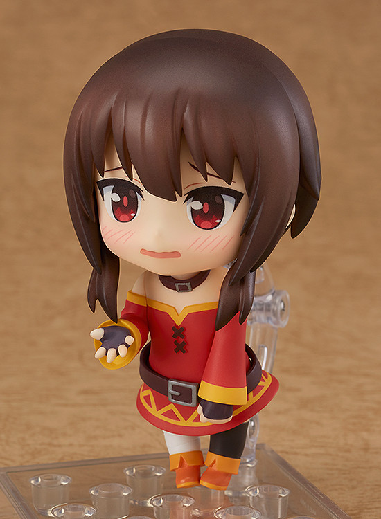 Nendoroid 725. Megumin Konosuba (Нендороид фигурка Мегумин)