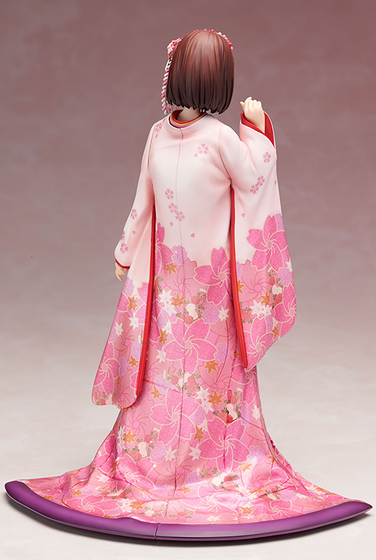 Megumi Kato Japanese Clothes ver. [Saekano: How to Raise a Boring Girlfriend] [1/8 Complete Figure]