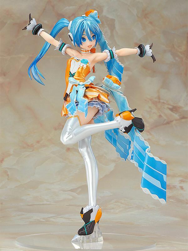 Hatsune Miku Orange Blossom Ver. -Project DIVA- 2nd - [Vocaloid] [1/7 Complete Figure]