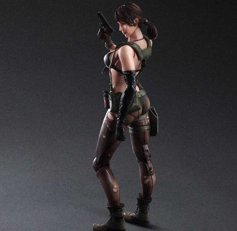 Quiet - Metal Gear Solid V: The Phantom Pain. [Complete Figure]