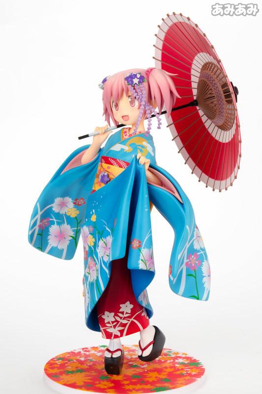 Madoka Kaname Maiko Ver. [1/8 Complete Figure]