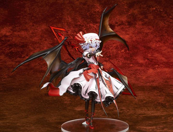 Remilia Scarlet [Koumajou Densetsu Ver.] - 1/8 Complete figure Touhou Project
