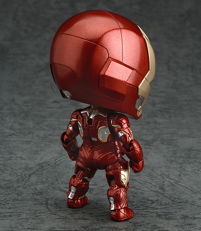 Nendoroid 545. Mark 45: Hero's Edition Iron Man - Avengers / Железный человек Марк 45 фигурка