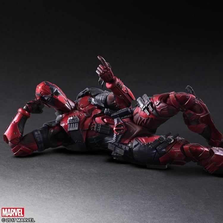 Marvel Universe Variant Deadpool [PLAY ARTS KAI]