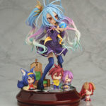 No Game No Life Shiro 1/7 Complete Figure / аниме фигурка Сиро 7
