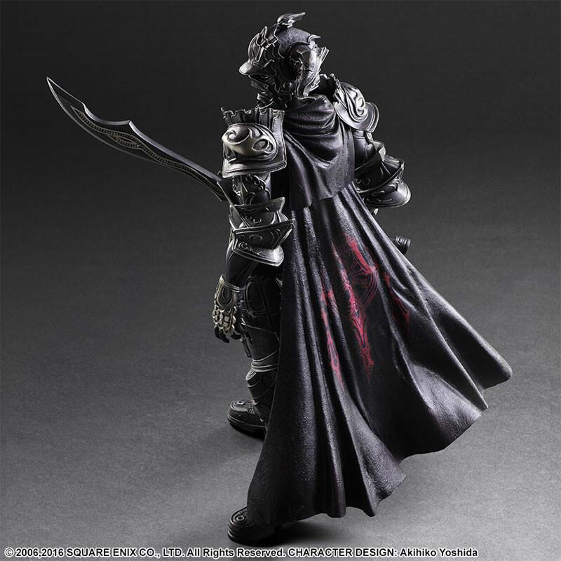 Gabranth – Final Fantasy XII [Play Arts Kai] 3