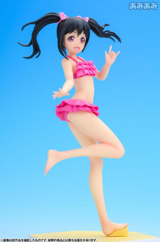 Nico Yazawa Summer ver. - Love Live! School Idol Project 1/10