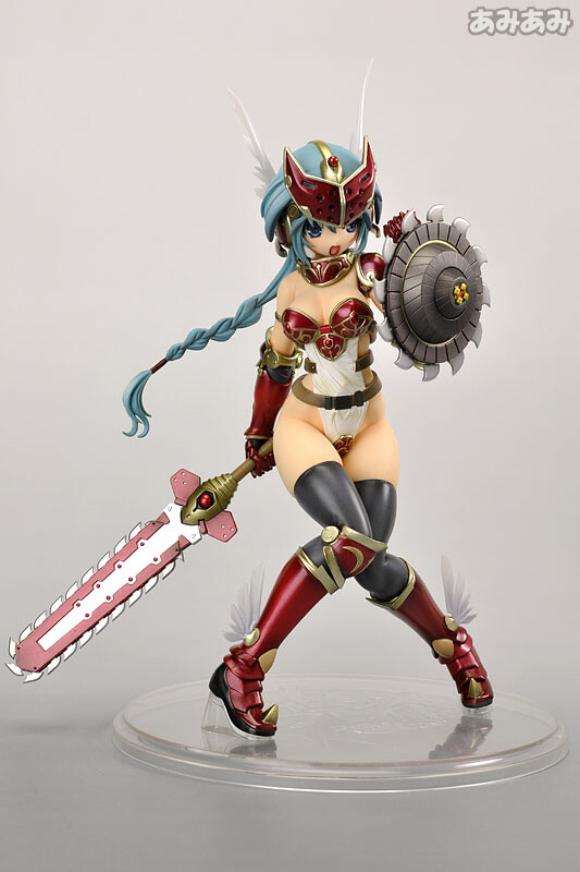 Mirim – Queen's Blade Rebellion 1/8 3