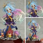 No Game No Life Shiro 1/7 Complete Figure / аниме фигурка Сиро 3