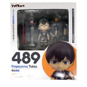 Nendoroid Haikyuu!! Kageyama Tobio #489 / Haikyuu!! аниме фигурка