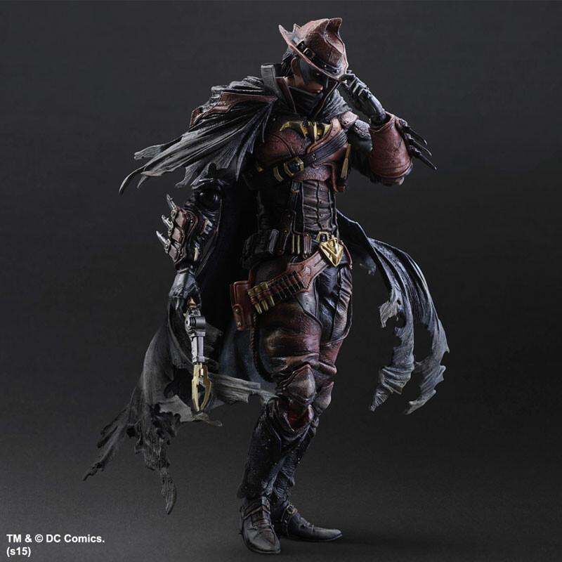 Batman: Timeless Wild West - DC Comics Variant Play Arts Kai