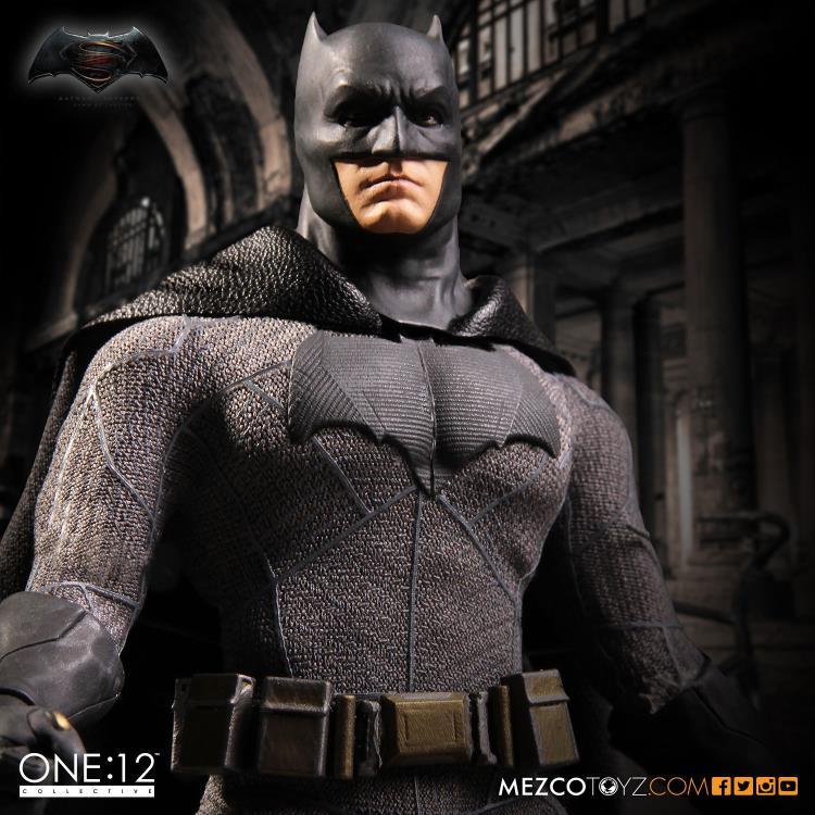One:12 Collective Batman Dawn of Justice (Mezco)