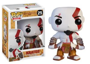 God of War - Kratos (Кратос) Game ver. [Funko POP!]