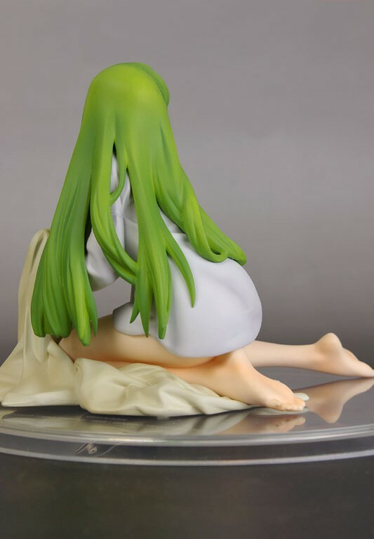 C.C. - Code Geass: Lelouch of the Rebellion [1/8 Complete Figure]