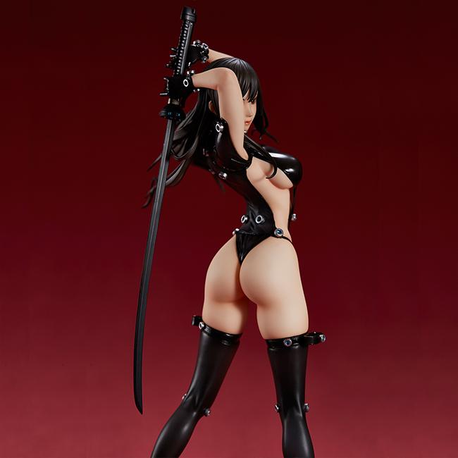 Gantz - Shimohira Reika - Gantz Sword ver. 1/7 Complete Figure