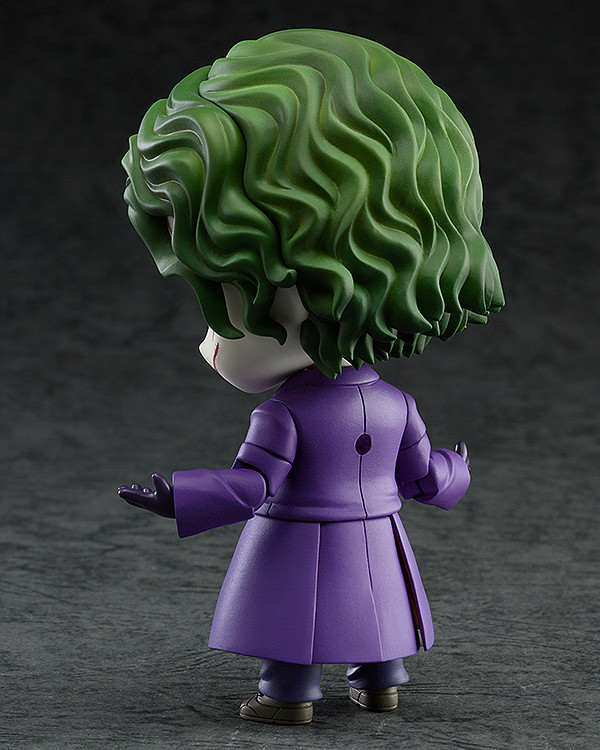Nendoroid 566. The Joker: Villain's Edition. Joker Nendoroid фигурка