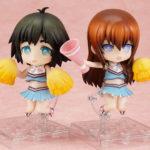 Nendoroid 197. Kurisu Makise & Mayuri Shiina: Cheerful Ver