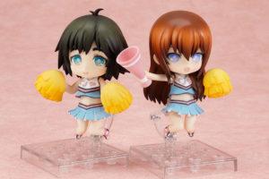 Nendoroid 197. Kurisu Makise & Mayuri Shiina: Cheerful Ver. Steins;Gate (Врата Штейна)