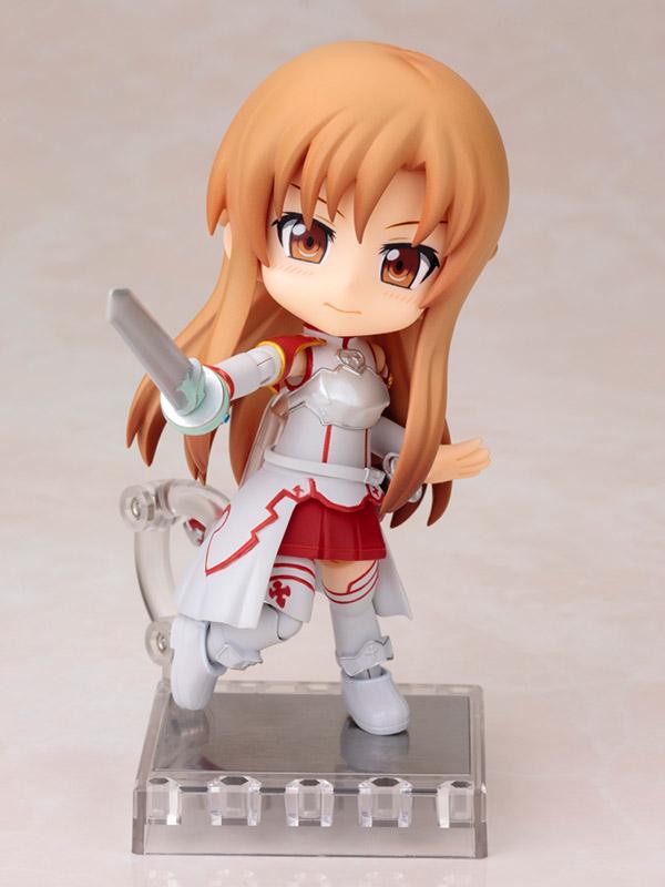 Cu-poche Asuna Sword Art Online / Асуна нендороид фигурка