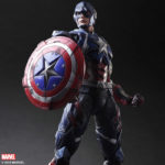 Captain America — Marvel Universe [Play Arts Kai] 1