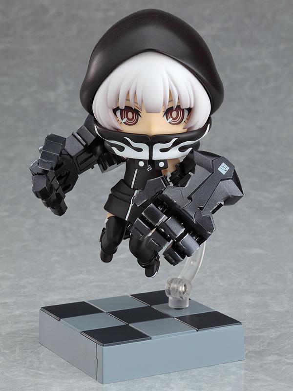 Nendoroid 166. Strength Black Rock Shooter / Стрелок с Черной скалы фигурка