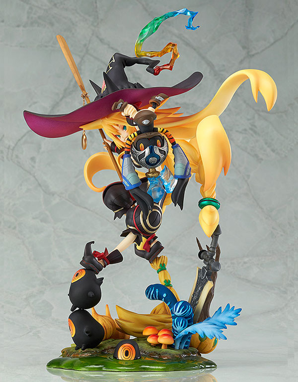 The Witch and the Hundred Knights - Swamp Witch Metallica [1/8 Complete Figure]
