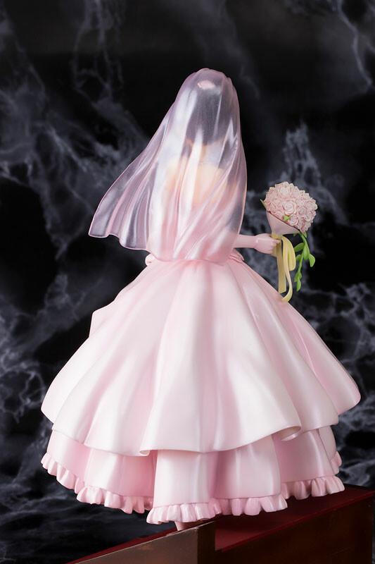 Kurumi Tokisaki Wedding ver. - Date A Live [1/7 Complete Figure]