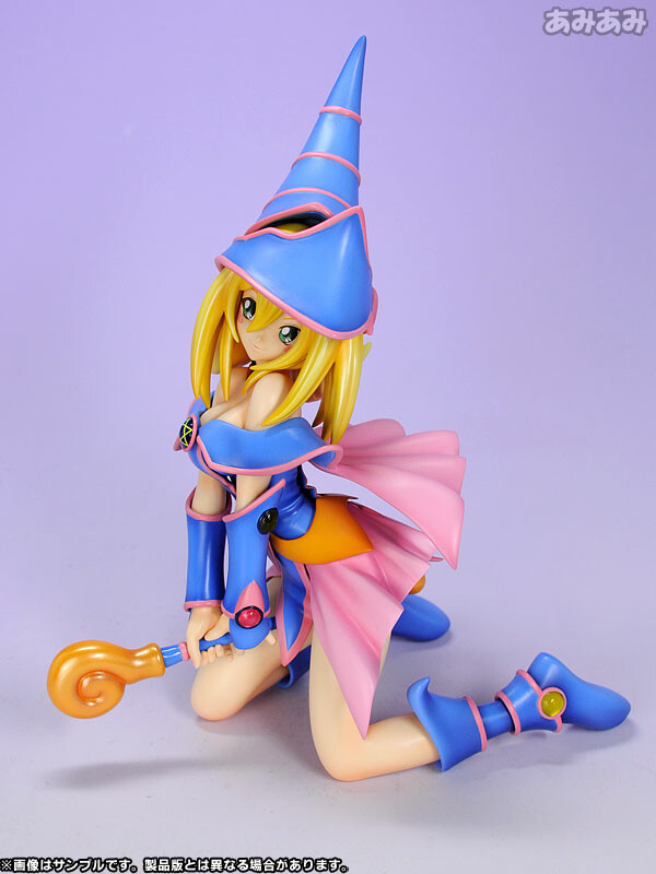 Dark Magician Girl [Yu-Gi-Oh! Duel Monsters] [1/7 Complete Figure] 4