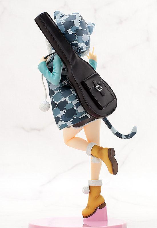 Super Sonico Tiger Parka Ver. 1/8 Complete Figure