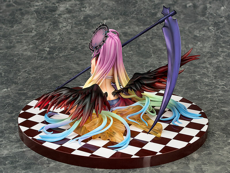 Eiga No Game No Life Zero - Azriel - Jibril - Great War Ver. 1/7