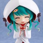 Nendoroid 303. Hatsune Miku: Strawberry White Kimono Ver