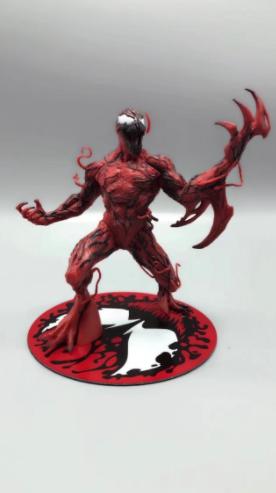 Venom Carnage (Кровавый Веном) фигурка Complete figure
