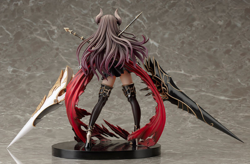 Dark Dragoon Forte. (Rage of Bahamut) - 1/8 Complete Figure